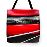 Ferrari 312 F-1 Engine Tote Bag