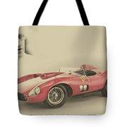 Ferrari 335 S Tote Bag
