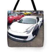 Ferrari 458 Wide Body Tote Bag