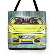 Ferrari 5 Tote Bag