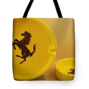 Ferrari Ash Catchers Tote Bag