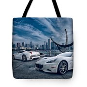 Ferrari California Tote Bag