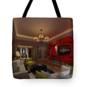 Ferrari Enzo Art Wall Tote Bag
