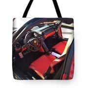 Ferrari Enzo Interior Tote Bag