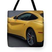 #ferrari #f12 #print Tote Bag