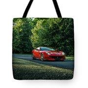 Ferrari F12 Tdf Tote Bag