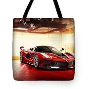 Ferrari Fxx K  1 Tote Bag