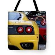 Ferrari Pair Tote Bag