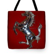 Ferrari Stallion Tote Bag