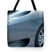 Ferrari Wheel Tote Bag