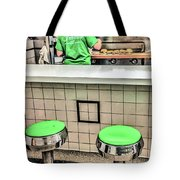 Ferrell's Cheeseburgers For Two Tote Bag