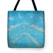 Ferris Sketch Tote Bag