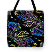 Ferris Wheel 3 Tote Bag