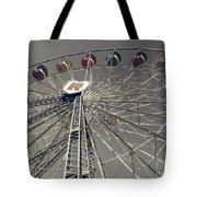Ferris Wheel 5 Tote Bag