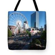 Ferris Wheel Atl Tote Bag