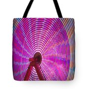 Ferris Wheel I Tote Bag