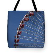 Ferris Wheel II Tote Bag
