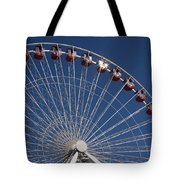 Ferris Wheel IIi Tote Bag