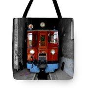 Ferrocarrril De Soller Tote Bag