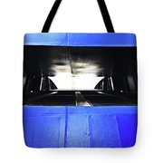 Ferry Abstract Tote Bag