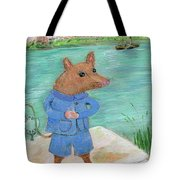 Ferry Mouse Tote Bag