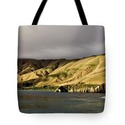 Ferry View Picton New Zealand Tote Bag