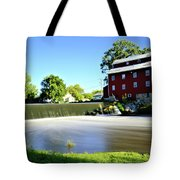 Fertile Dam Tote Bag