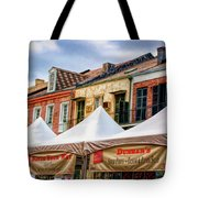 Festival New Orleans Seafood - French Quarter Tote Bag