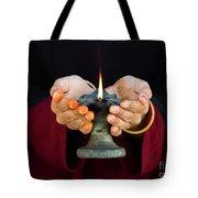 Festival Of Light Tote Bag