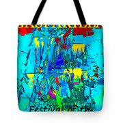 Festival Of The Pirate Tote Bag
