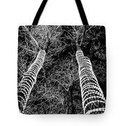 Festive Forrest Tote Bag