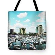 Festive Tampa Bay Tote Bag