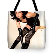 Fetish Pinup Tote Bag