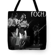 Fhat#39 Enhanced Bw With Text Tote Bag
