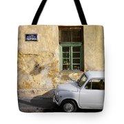 Fiat 600. Belgrade. Serbia Tote Bag