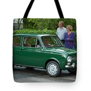 Fiat 850 Special Tote Bag