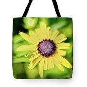 Fibonacci In The Light Tote Bag