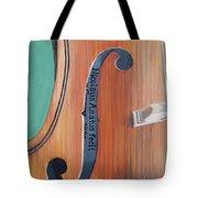 Fiddle I Tote Bag