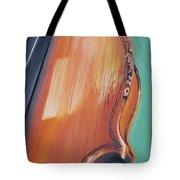 Fiddle II Tote Bag