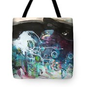 Fiddleheads 300  Tote Bag