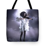 Fiddler's Green Tote Bag by Shanina Conway