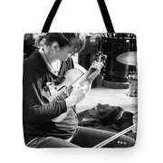 Fiddling Around In Jackson Square-nola Tote Bag