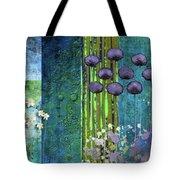 Field Flowers Tote Bag