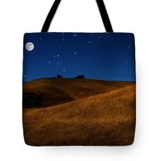 Field Formation Tote Bag