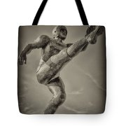 Field Goal Tote Bag