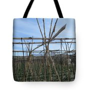 Field In Fornes Tote Bag