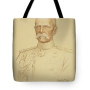 Field Marshall Earl Roberts Tote Bag