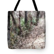 Field Meets Forest Tote Bag
