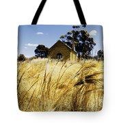 Field Of Faith Tote Bag