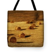 Field Of Gold #1 Tote Bag
